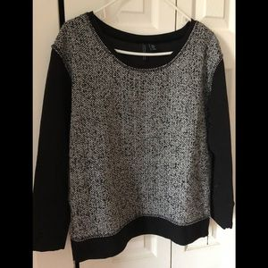 Cynthia Rowley sweatshirt sweater top
